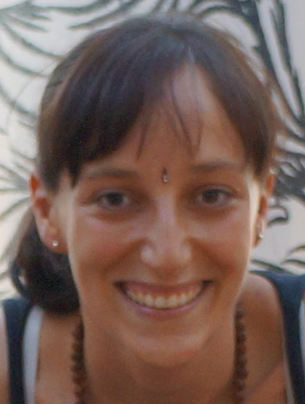 Ana Cortez, India Teacher Training 2013