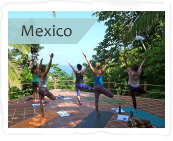 Yoga Teacher Training Retreats in Mexico