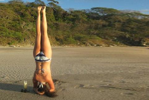 Alana Kessler - yoga teacher