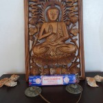 buddha-nag-champa-alter-yoga-teacher-training