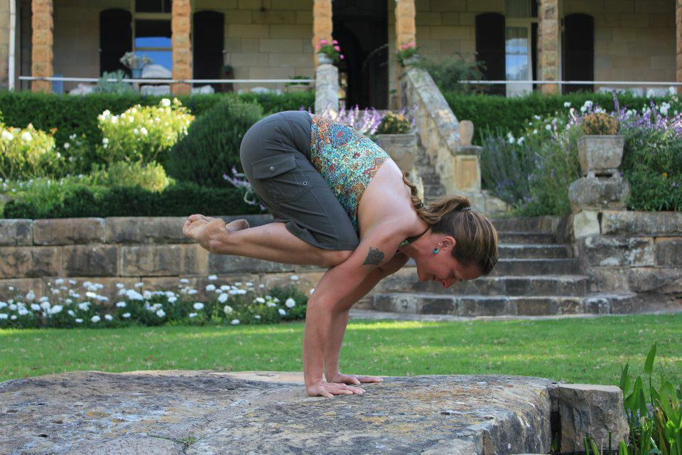 carri uranga yoga teacher