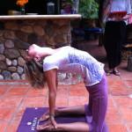 mexico-yoga-teacher-training-student-in-ustrasana-yoga-pose