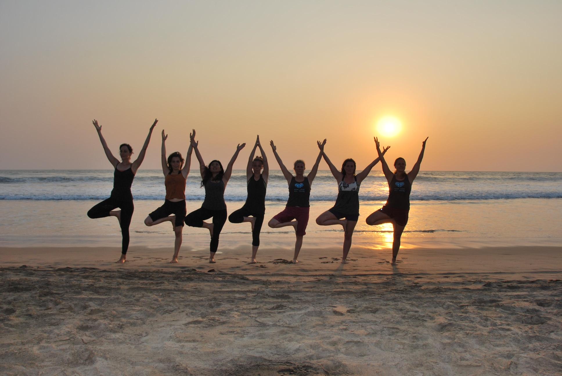 200 Hour Yoga Teacher Training In India Drishti International