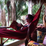 yoga-student-chilling-in-hammock-mexico-yoga-teacher-training