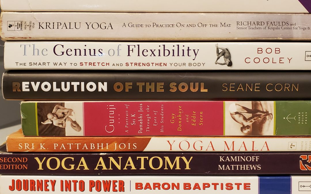 21 Top Yoga Books