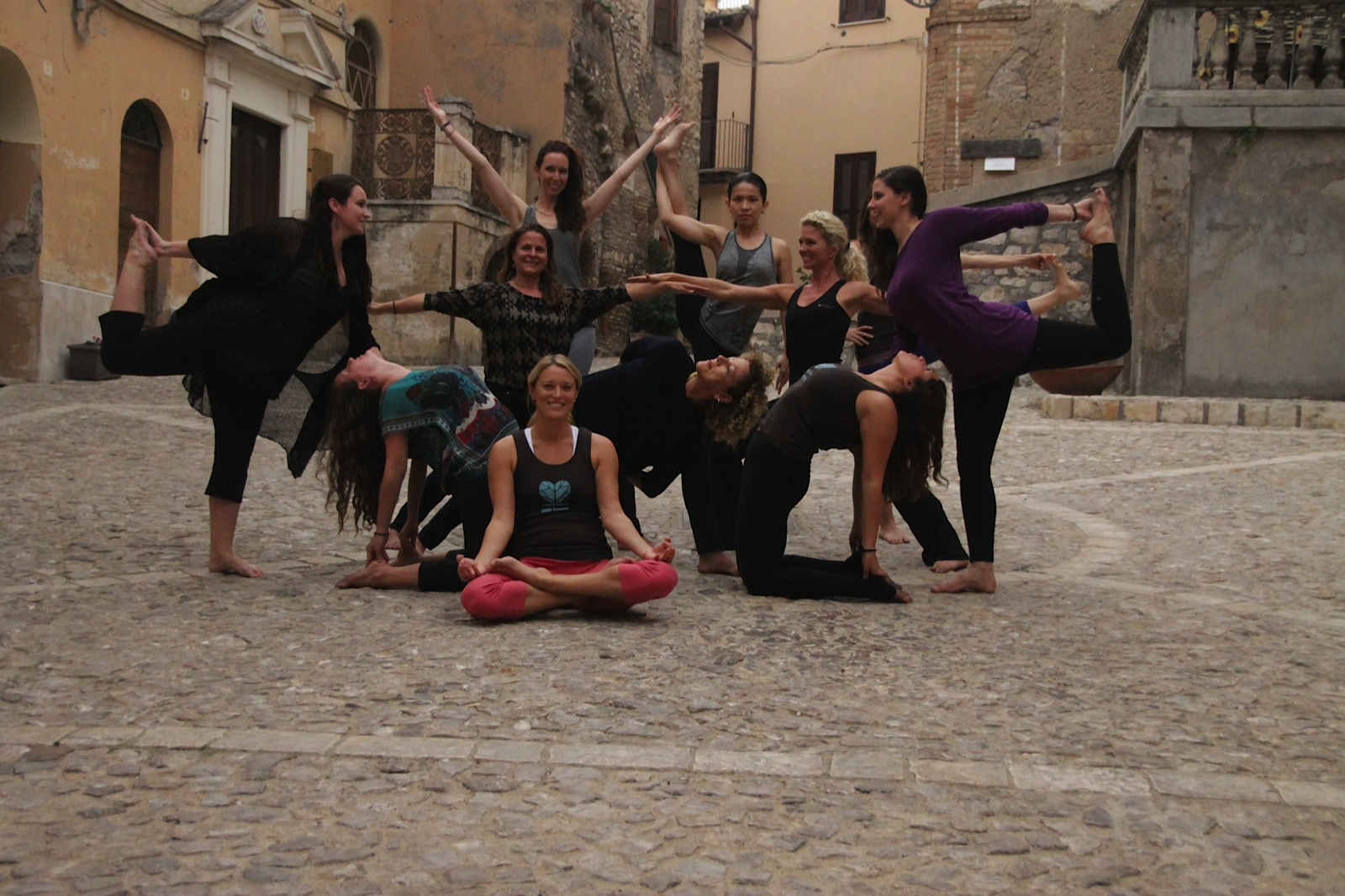 Yoga Teacher Training Retreat in Beautiful Umbria Italy