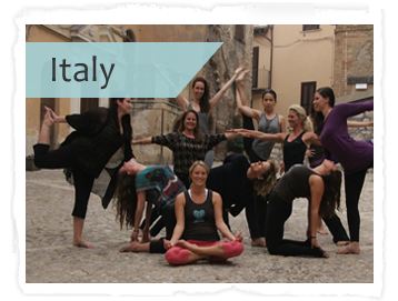 Yoga Teacher Training in Italy