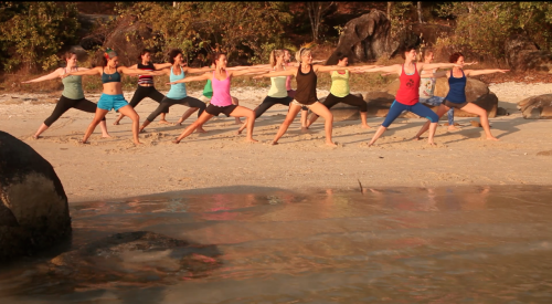 Yoga Teacher Training Retreat in Goa India