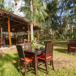 Baan Manali Dining Area
