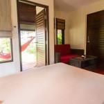 Thailand Baan Manali Interior with Hammock on porch