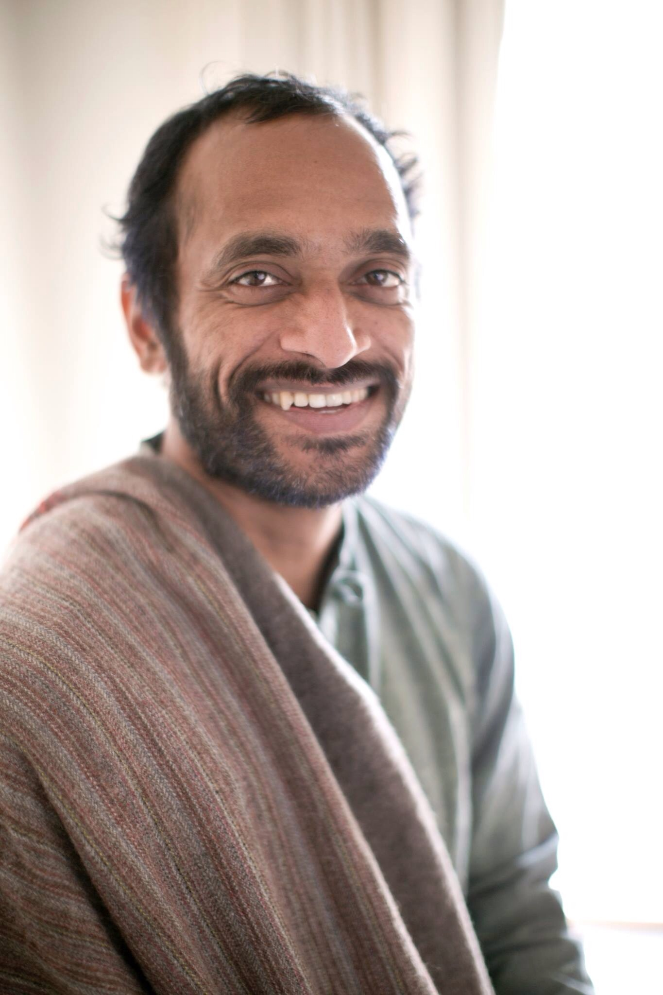 An Interview With A Great Yogi- Vijay Gopala