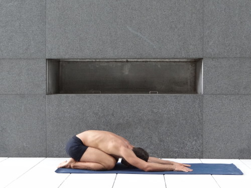 Balasana- Childs Pose