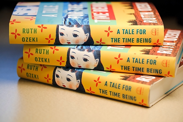Book Review: A Tale for the Time Being