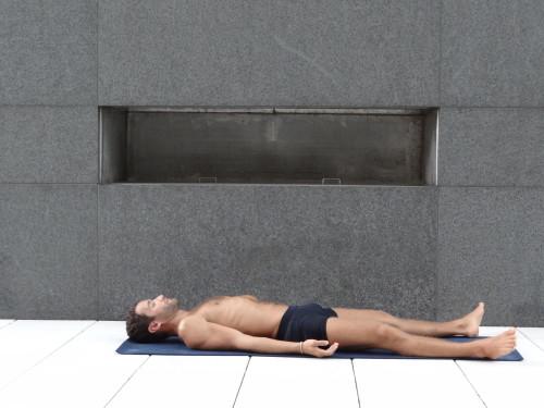 Yoga Poses for Sleeping