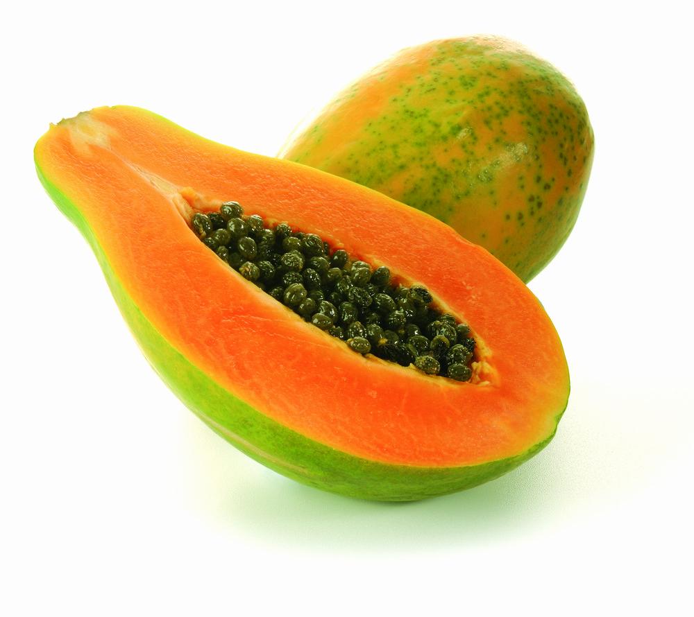 Papaya Cashew Smoothie