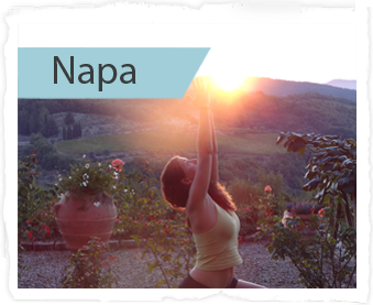 Yoga & Wine Retreat in Napa Valley California