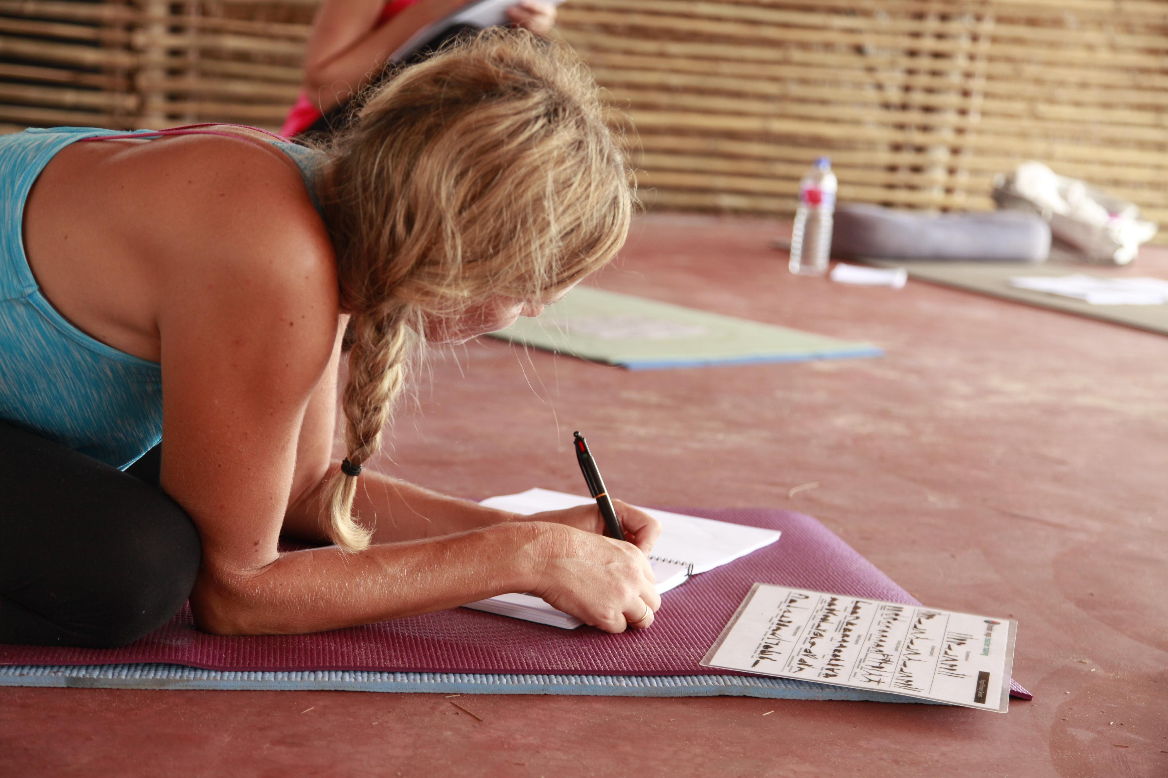 Online 200-Hour Yoga Teacher Training Study