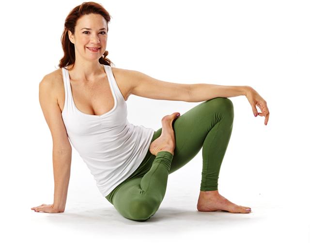 Dana Slamp - Yoga Teacher