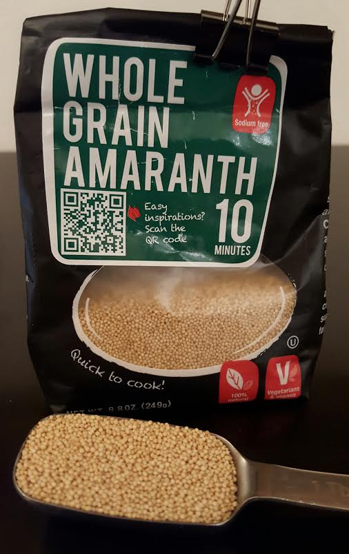 Do you eat Amaranth?