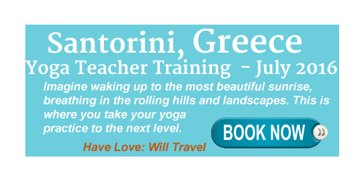 Greece Yoga Teacher Training and Retreat
