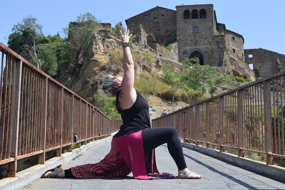 Adam Wade yoga teacher